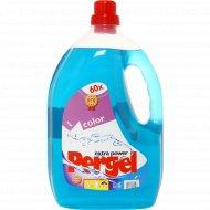 Средство-гель жидкое для стирки «Pergel Сolor» 3 л