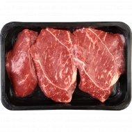Полуфабрикат мясной из говядины «Мраморная говядина» из говядины, 430 г.
