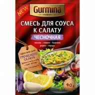Смесь для соуса к салату «Gurmina» чесночная, 40 г.