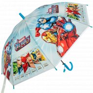 Зонт-трость детский «Герои Marvel».