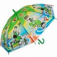 Зонт-трость детский «Ben 10».