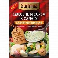 Смесь для соуса «Gurmina» к салату сырно-чесночная, 40 г.