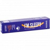Зубная паста «I am sleepy» ночная с антибактериальным эффектом, 90 мл.