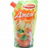 Джем абрикосовый «Абрико» 330 г.