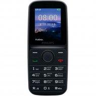 Сотовый телефон «Philips» Xenium E109, черный.