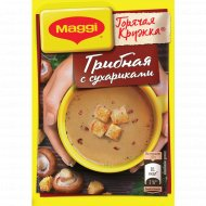 Суп «Maggi» грибной с сухариками 20 г