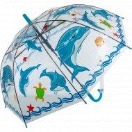 Зонт-трость детский «Дельфин».