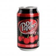 Напиток сильногазированный «Dr. Pepper» вишня, 0.33 л.