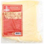 Сыр полутвёрдый «Трапист» 45%, 1 кг., фасовка 0.3-0.4 кг