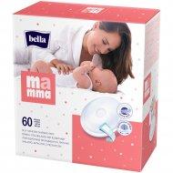 Вкладыши лактационные «Bella Mamma» 60 шт.