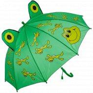 Зонт-трость детский «Лягушата».