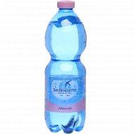 Вода минеральная негазированная «San Benedetto» 0.5 л.