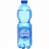 Вода минеральная газированная «San Benedetto» 0.5 л.