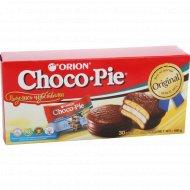 Печенье-бисквит «Чоко Пай Орион» Оригинал, 6х30 г 180 г