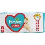 Трусики «Pampers» Pants 9-14кг, размер 4, 52 шт.