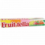 Жевательные конфеты «Фрутелла» ассорти с натуральным соком, 41 г.