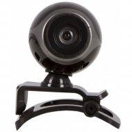 Веб-камера «Trust» Exis Webcam Black/Silver 17003.