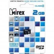 Карта памяти «Mirex» 13612-MCROSD02