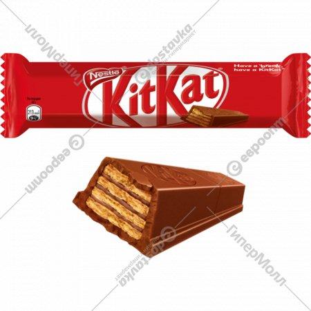 Шоколадный батончик «Kit Kat» 40 г.