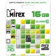Карта памяти «Mirex» 13612-MC10SD16