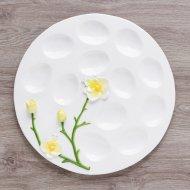 Тарелка для яиц «Home&You» 54676-MIX-NAJAJ