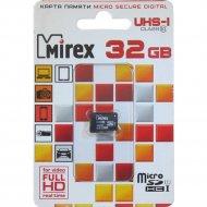 Карта памяти «Mirex» 13612-MCSUHS32