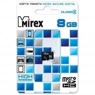 Карта памяти «Mirex» 13612-MCROSD08