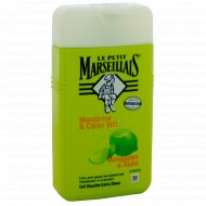Гель для душа «Marsellais» мандарин и лайм 250 мл