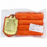 Сосиски «Молочные Люкс» высшего сорта, 1 кг., фасовка 0.5-0.6 кг