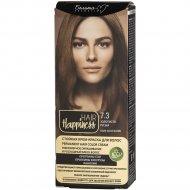 Краска для волос «HAIR Happiness» 7.3, золотисто-русый.