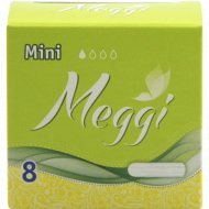 Тампоны «Meggi» мини 8 шт.