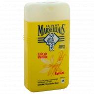 Гель для душа «Marsellais» ваниль 250 мл.