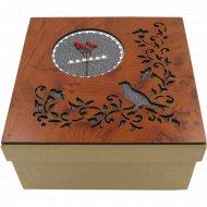Коробка подарочная из картона, 10-1602-2.