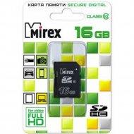Карта памяти «Mirex» 13611-SD10CD16