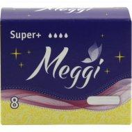Тампоны «Мэгги» супер+ 8 шт.