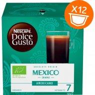 Кофе натуральный жареный молотый «Nescafe Americano» Mexico, в капсулах, 108 г