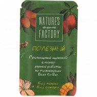 Гречишный шоколад «Nature's own factory» с манго, 20 г.
