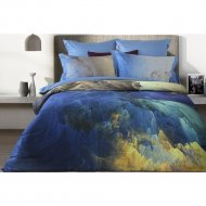 Комплект постельного белья «Lusso» Небеса, двуспальный, D44/18-3921/4476