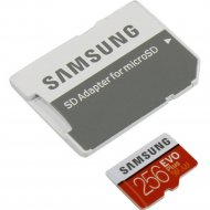 Карта памяти «Samsung» MB-MC256HA