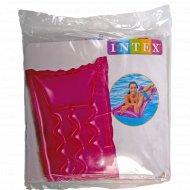 Матрас надувной пластмассовый 183x69 см.