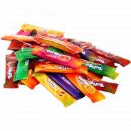 Конфеты жевательные пластинки «Тофиго» 1 кг., фасовка 0.3-0.4 кг