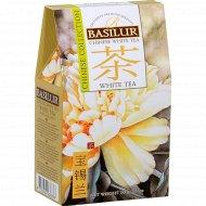 Чай белый листовой «Basilur» китайский, 100 г.