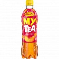 Напиток безалкогольный «Rauch» холодный чай, персиковый, 0.5 л.
