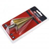 Сверло по металлу «Awtools» AW40996, ступенчатое титановое, 4-39 мм