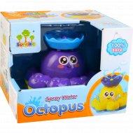 Игрушка для ванны «Фонтан-осминожка».