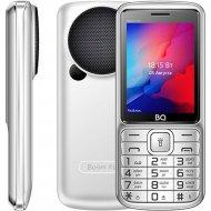 Телефон мобильный «BQ» BOOM,BQ-2810, серебристый