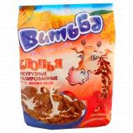 Хлопья кукурузные «Витьба» вкус шоколада 330 г.