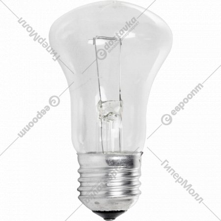 Лампа накаливания «Гриб» 100W, E27.