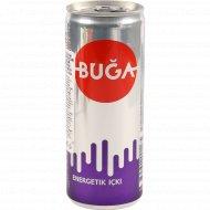Напиток энергетический «Buga» 0.25 л.