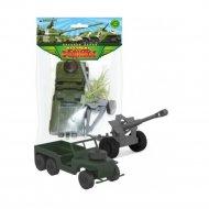 Игровой набор «Артилерийский расчет».